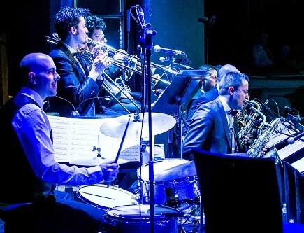 Copa Ilustrada Band es ya toda una referencia jazzística en España.