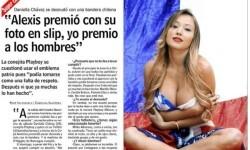 Daniella Chávez desnuda  (3)