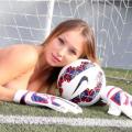 Daniella Chávez desnuda 'calienta' final de la Copa América La Copa América ya tiene reina  una ex amante de 2 CR7 (4)