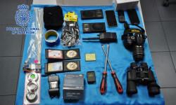 "Detenidos seis guardias civiles ""ful"" dedicados al robo a narcotraficantes (1)"