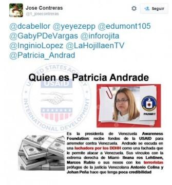 Dos artículos fueron publicados,  Venezuela hoy es el caldo de cultivo para algo aún peor;  e Indefensión jurídica en Venezuela Hay un recrudecimiento de las violacio a los DDHH