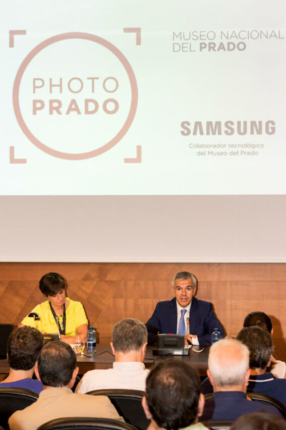 El Museo del Prado, en colaboración con Samsung, lanza la aplicación Photo Prado (1)