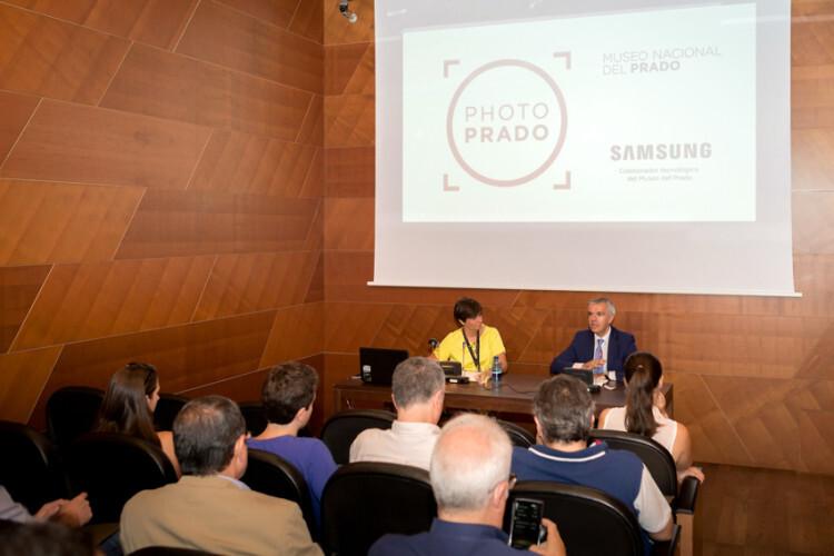 El Museo del Prado, en colaboración con Samsung, lanza la aplicación Photo Prado (4)
