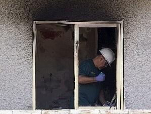 El fuego puede inciarse en un colchón.