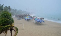 El huracán Dolores alcanzó la categoría 4 en la escala Saffir Simpson