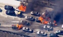 El incendio forestal que mantiene alerta a California (2)