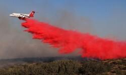 El incendio forestal que mantiene alerta a California (6)