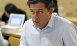 El secretario general del PSdeG, José Ramón Gómez Besteiro.