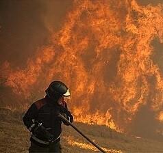 En Asturias uno de los incendios está siendo controlado y estabilizado.