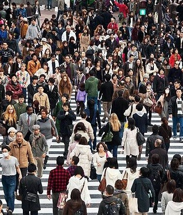 En China la población se mantendrá estable por el momento.