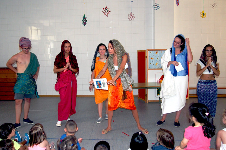 escuela de verano en Cheste