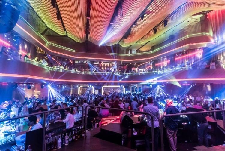 Espectacular inauguración de Condado Gastro show club (11)