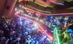 Espectacular inauguración de Condado Gastro show club (12)