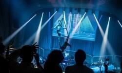 Espectacular inauguración de Condado Gastro show club (16)