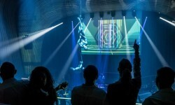 Espectacular inauguración de Condado Gastro show club (17)