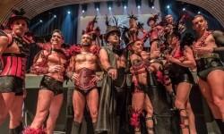 Espectacular inauguración de Condado Gastro show club (5)