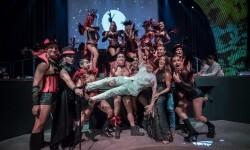 Espectacular inauguración de Condado Gastro show club (7)