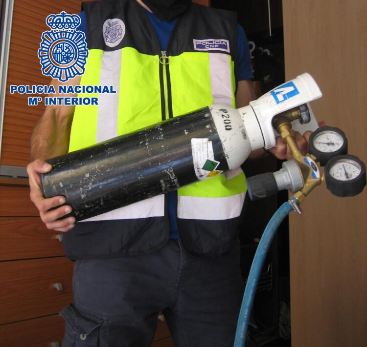Foto 2 robos Málaga