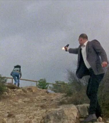 Fotograma de la película 'Sueñan los androides', de Ion de Sosa.