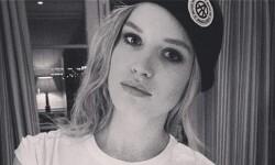 Georgia May Jagger (@georgiamayjagger), de 23 años, es hija de Mick Jagger, cantante de los Rolling Stones, y de la modelo Jerry Hall