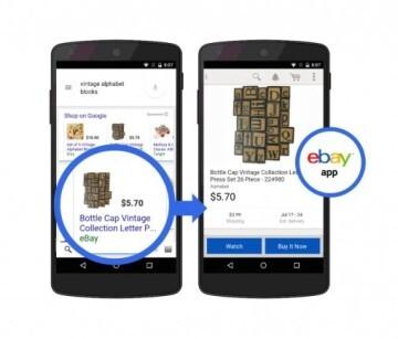 Hasta ahora, Google prueba la herramienta con tiendas como eBay.