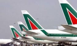 Huelga de pilotos de Alitalia, el 15 por ciento de los vuelos han sido cancelados