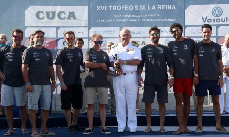 Iberolimp Alhambra, campeón en ORC Open A