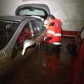 Imágenes trabajo bomberos en servicios de inundaciones en Oropesa (2)