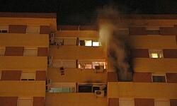 Imagen tomada de la televisión andaluza.