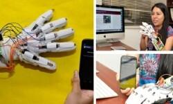 Inventan un guante traductor de lenguaje sordomudo