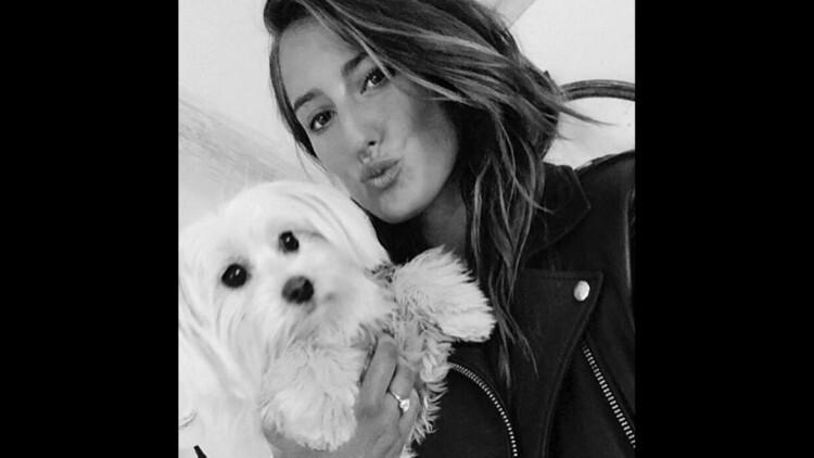 Jessica Springsteen (@jessicaspringsteen), de 23 años, es hija de The Boss Bruce Springsteen
