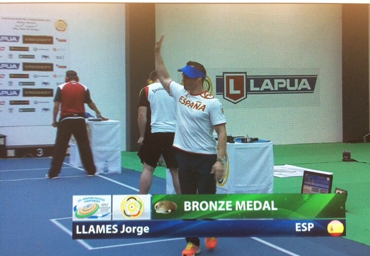 Jorge Llames Bronce Europeo2
