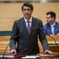 Jorge Rodríguez es el nuevo presidente de la Diputación.