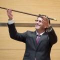 Jorge Rodríguez toma posesión de la nueva corporación en la Diputación de Valencia (Foto-Abulaila)