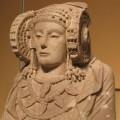 La Dama de Elche está expuesta en el Museo Arqueológico Nacional en Madri