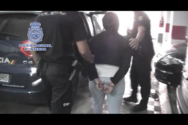 La Policía Nacional detiene en Zaragora a un matrimonio por intentar asesinar a su bebé de dos meses (3)