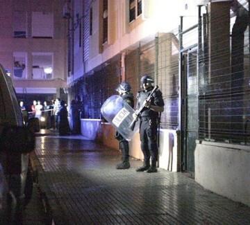 La acción ha sido llevada a cabo por agentes de la Comisaría General de Información de la Policía Nacional con la colaboración de la DGST de Marruecos.