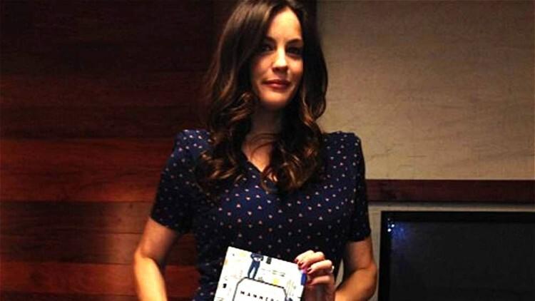 La actriz Liv Tyler (@misslivalittle) es hija de Steven Tyler y de la playmate Bebe Buell