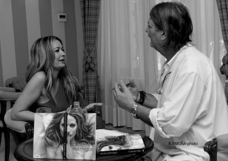 La exconcejala dice gustarle el género erótico en el terreno literario. (Foto-R.Fariña-VLCNoticias).