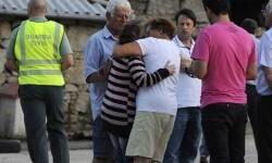 La explosión causó la muerte de tres personas.