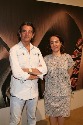 La exposición ofrece más de 18 obras del fotógrafo valenciano.