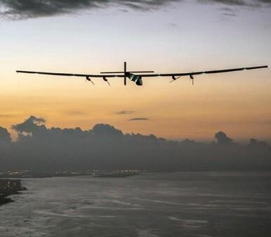 La hazaña del Impulse 2 supone todo un récord en la industria aeronáutica.