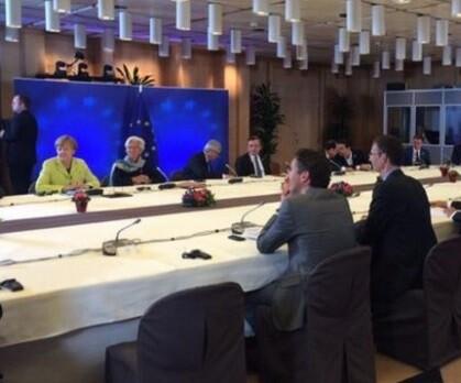 La reunión sobre el pago de la deuda griega se toma un respiro hasta una nueva convocatoria.