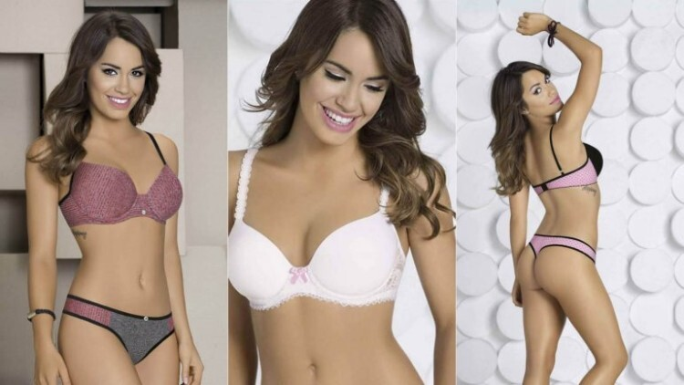 Lali Espósito posó en ropa interior (3)