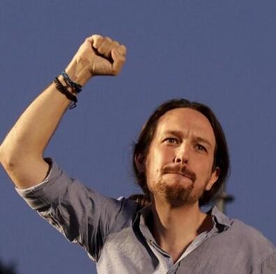Las bases del Podemos, pese a la poca participación, ratificaron a Iglesias como candidato a la Moncloa.