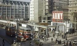 Las fotos a color que muestran a Londres devastada por Hitler (6)