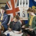 Las fotos a color que muestran a Londres devastada por Hitler (7)