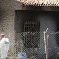 Las víctimas del incendio de Villajoyosa, previamente apuñadadas
