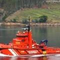 Los 4 tripulantes se encontraban a 7 millas al sur de Las Palmas.