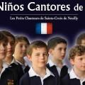 Los Niños Cantores de Paris.